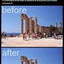 Remove All Tourists From Your Travel Shots with Photoshop