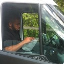 This Guy Knows How To Stay Relaxed In Bad Traffic
