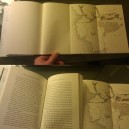 What books with maps whould be set up like