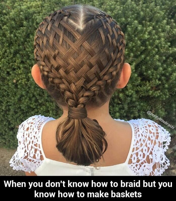 Awesome hair weave