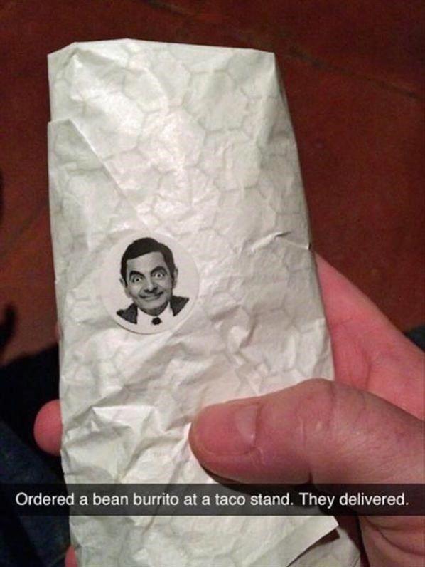 Bean Burrito Funlexia Funny Pictures