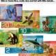 Costa Rica has beautiful currency