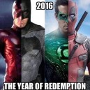 Many awesome movies in 2016!