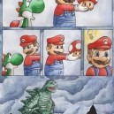 Mario's Greatest Mistake