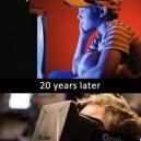 Mom wont like VR