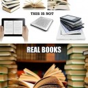 Real books have curves