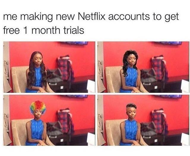 Free Netflix!