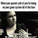 Lucky Parents