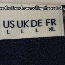 I Believe The French Are Calling The Rest Of Us Fat…