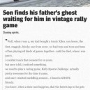 The Ultimate Dad Tribute