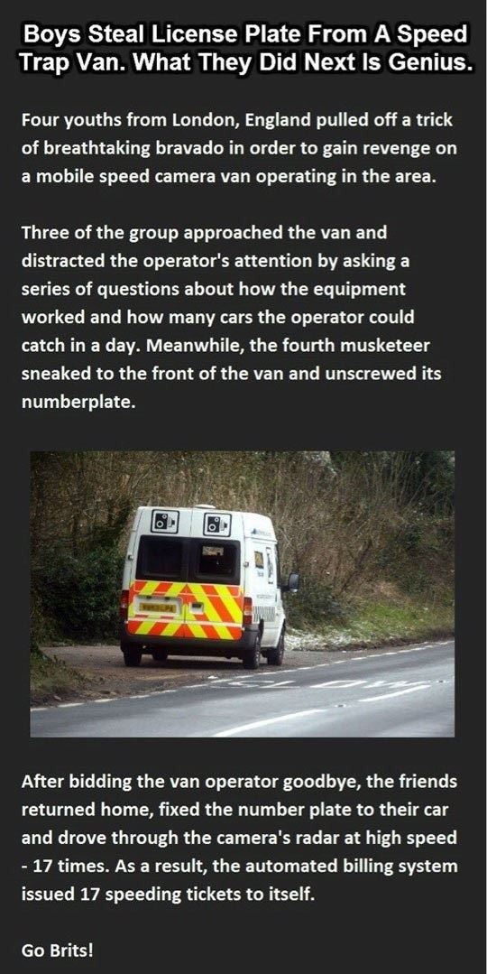 Trolling The Police Done Right