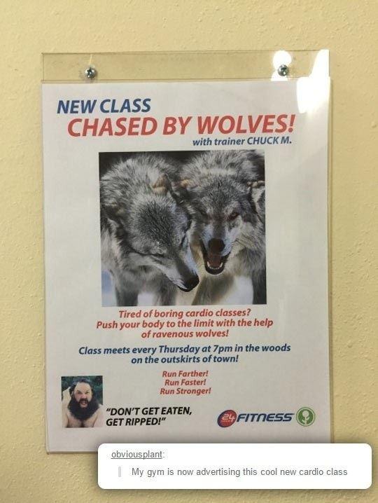 Cool New Cardio Class