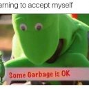 Learning to accept myself