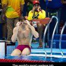 Life Guard at the olympics