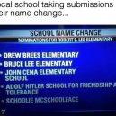 New school name