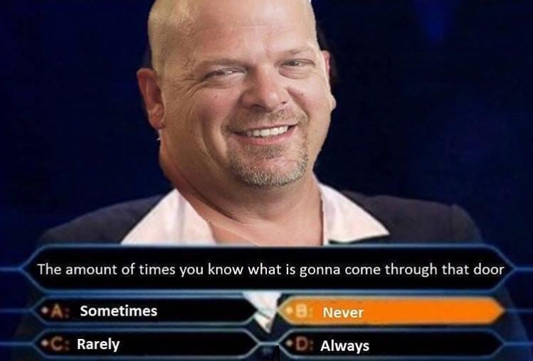 Rick Harrison in Pawnstars