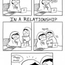 Single vs. in a relationship