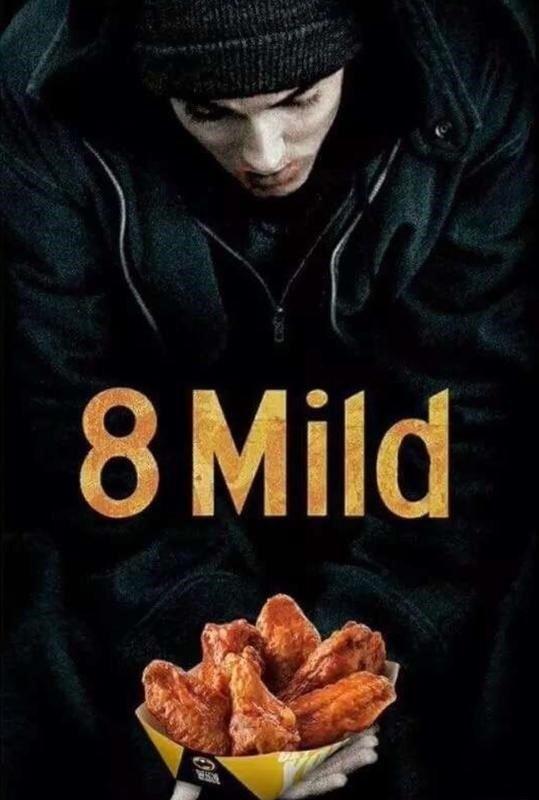 8 Mild with Eminem
