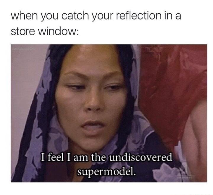 Catch your reflection