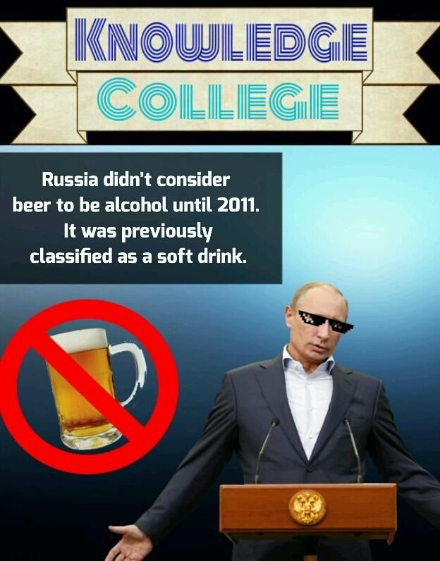 Fun fact about Russia