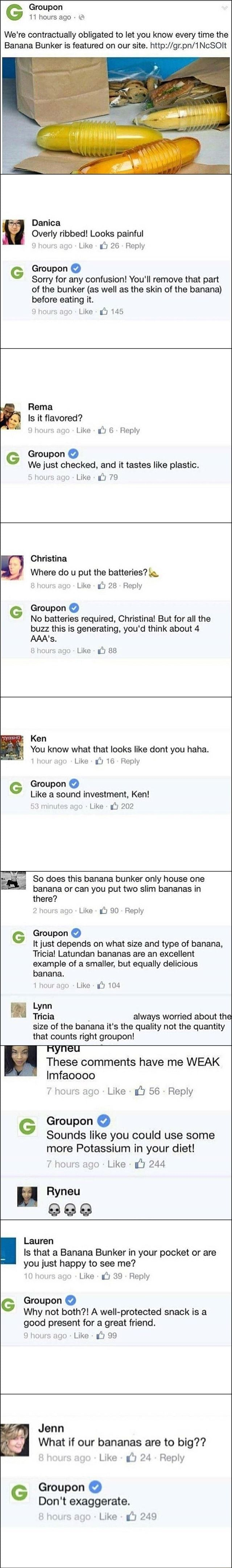 The Banana Bunker