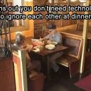 You don't need technology