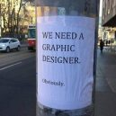 Graphic designer needed