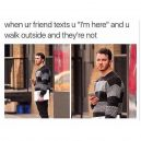 All of my friends are like this