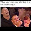 Desperate son
