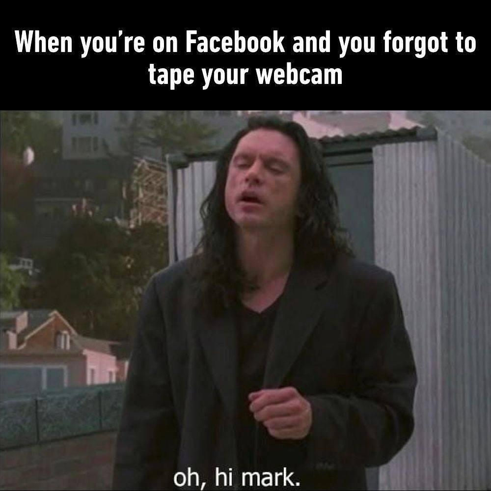 Facebook secretly access your webcam