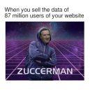 It is ZUCCERMAN