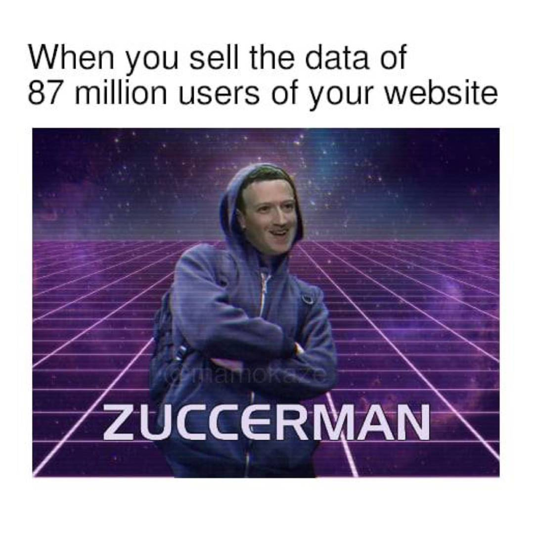 It is ZUCCERMAN