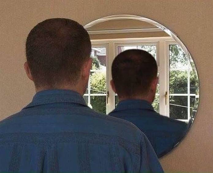 Me trying to face my problem