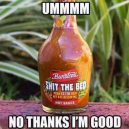 What every spicy food label should be