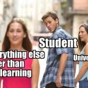 What students wants